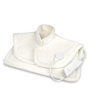 varmepude til nakke og skuldre
