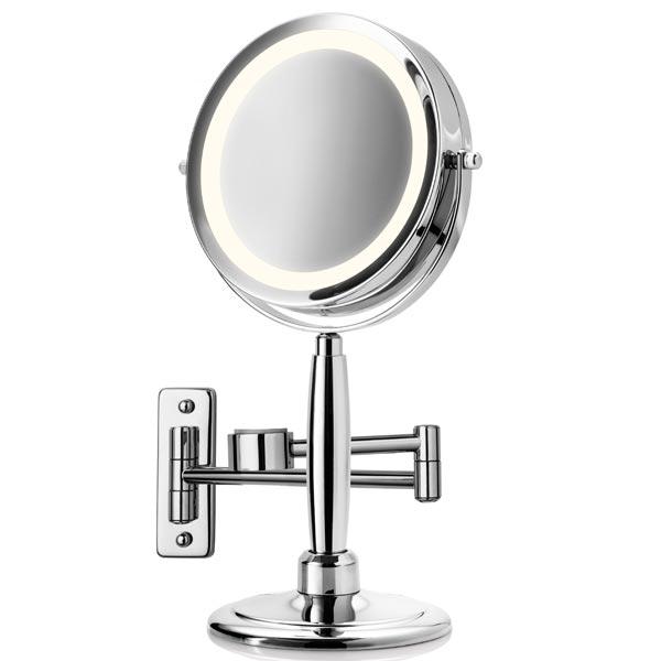 Alle nye Kosmetik spejl 3-i-1. høj kvalitet - flot design - Casmacare DF19