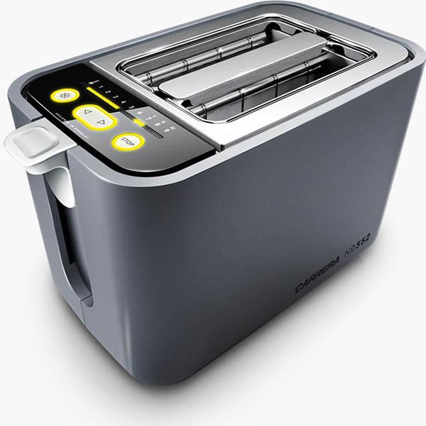 Toaster – Brødrister, Carrera No.552